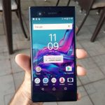 First look at the new flagship Sony Xperia