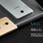 There was a version of the Meizu MX6 with 3 GB of RAM