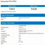 Qualcomm Snapdragon 835 results in the Geekbench