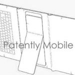 Samsung patented a folding tablet