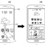 Samsung patented a smartphone with support Dualboot