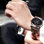 The following LG smart watches will have a large screen resolution