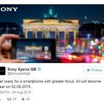 Sony Xperia Z5 has a new Hybrid AF system
