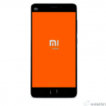 They began to know the details of the fingerprint scanner Mi5