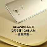 Home sales Mate 8 may start this month