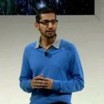 Sundar Pichai announce the next phase of Android One