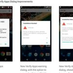 The Android 7.0 is implemented auto-deletion of pirated software