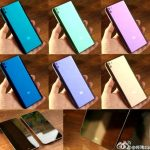 The new images leaked Xiaomi Mi Note 2