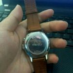 The leaked photo living wearable Meizu