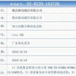 Vivo X9 and X9 Plus received another certification