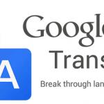 The visual translation Google Translate has received 20 languages