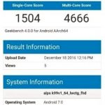 Possible Helio X30 appeared in GeekBench