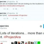 Project Ara Launch postponed to 2016