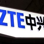 ZTE announced the results of its sales