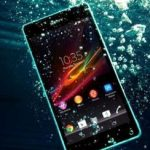 Depth of 100 meters – is not a problem for Sony Xperia Z4