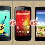 2.5% of the market in India took Android One smartphones