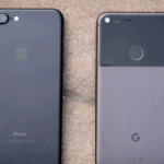 5 reasons to choose a smartphone Google Pixel XL instead of the Apple iPhone 7 Plus