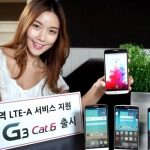 The announcement of LG G3 c processor QualComm Snapdragon 805