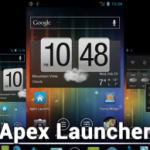 Apex Launcher – fast and original launcher for android