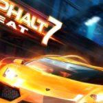Asphalt 7: Heat – Asphalt crazy race 7 on Android from Gameloft