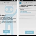 Cyanogemod presented installer