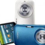 Announcement of the camera-smartphone Samsung Galaxy K zoom
