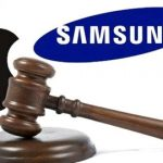 A new round of patent war between Samsung and Apple