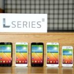 The announcement of the smartphone LG L-series (L40, L70 and L90)