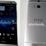Photos HTC One Smartphone 2014 (M8) again appeared on the network