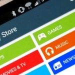 Features Google Play Store: Clear your search history