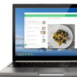 Google has begun testing on Android applications run on Chrome OS