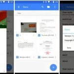 Google has updated the design of applications for Android
