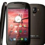 Hard reset the smartphone Highscreen