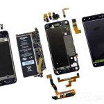 Ifixit evaluated maintainability smartphone Amazon Fire Phone