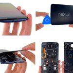 Ifixit checked maintainability Nexus 6