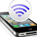 How to set up Wi-Fi on a smartphone iPhone 4S?