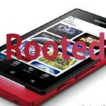 How to get root-rights to Sony Xperia Sola