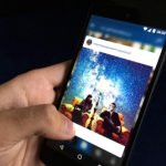 How to download photos from the Instagram app on Android