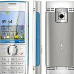 How to remove the locking code with Nokia X2-00