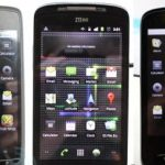 How to configure Internet ZTE phones?
