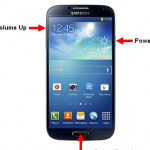 How to perform a full data reset (hard-reset) on Samsung Galaxy S4 GT-I9500