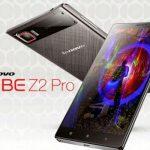 Lenovo announced a flagship smartphone Vibe Z2 Pro