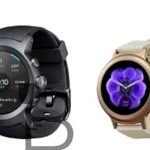 LG Watch Sport and Watch Style appeared to render