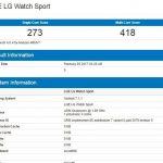 LG Watch Sport will have a quad-core processor