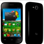 Setting the Internet on a smartphone Fly IQ445 Genius