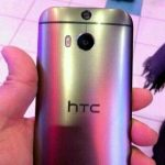New photos of the smartphone HTC One 2014 (M8)