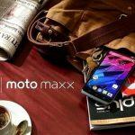The new flagship Moto Maxx from Motorola