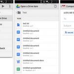 Updating Google applications: Gmail, Camera, Play Game