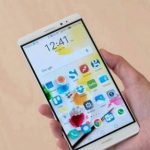 Overview powerful smartphone Huawei Mate 8
