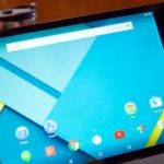 Review Nexus 9 tablet